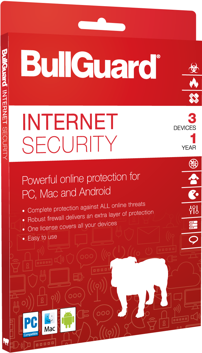 BullGuard Internet Security 60 Day Trial