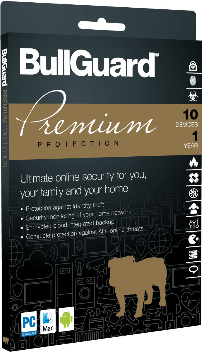 BullGuard Premium Protection - 30 Day Trial