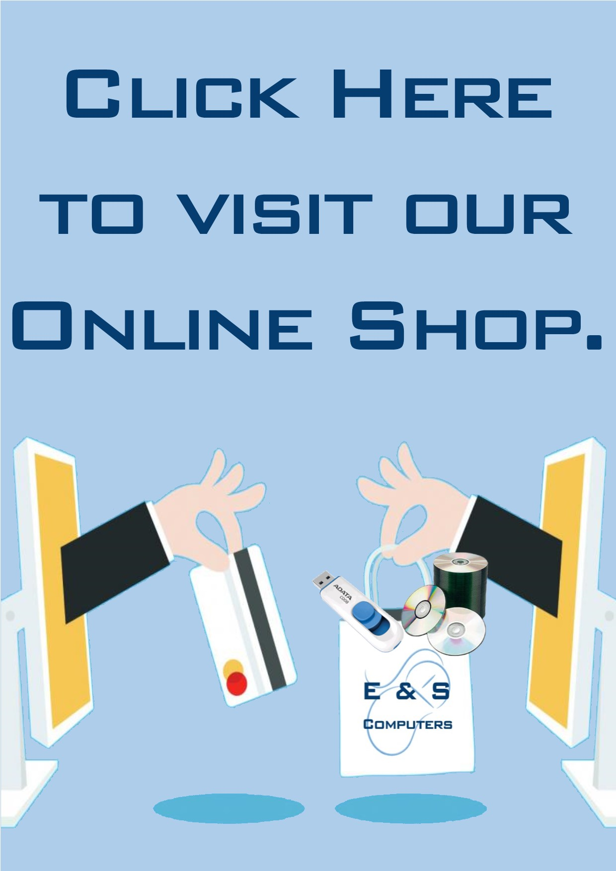 E & S Computers Online Shop